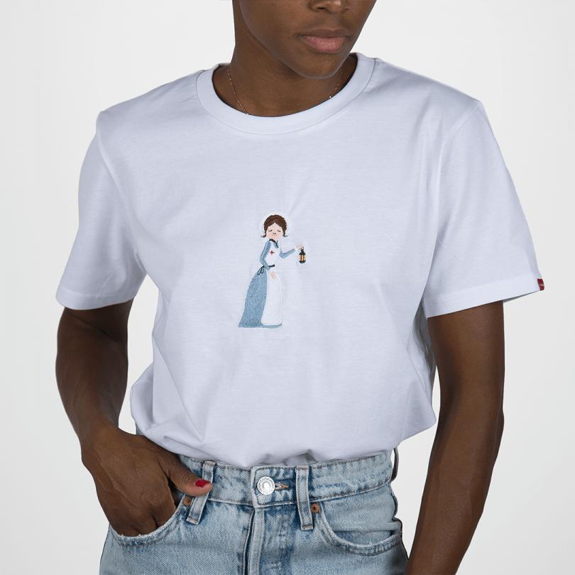 Camiseta · Florence Nightingale