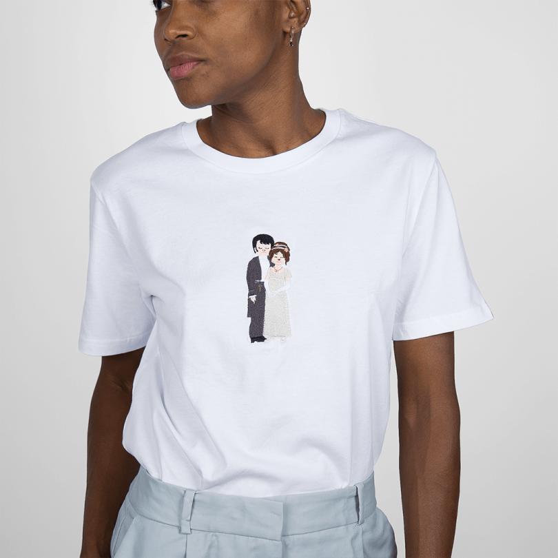 Camiseta · Lizzy & Darcy