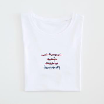 Camiseta · Pemberley