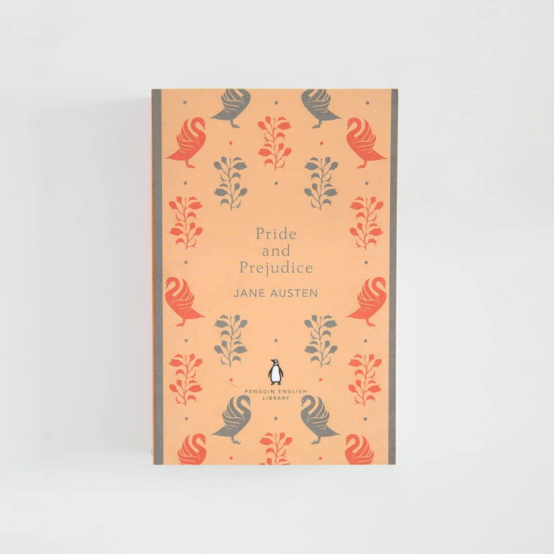 Pride and Prejudice · Jane Austen