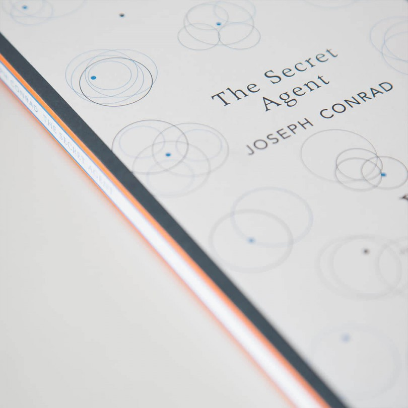 The Secret Agent · Joseph Conrad