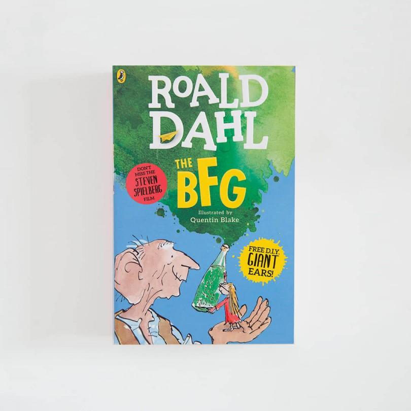 The BFG · Roald Dahl