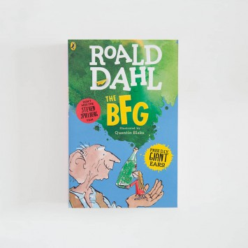 The BFG · Roald Dahl (Penguin Books)