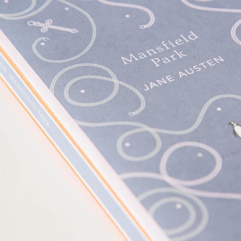 MANSFIELD PARK · JANE AUSTEN