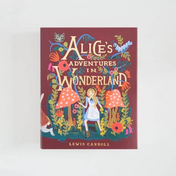 Alice's Adventures in Wonderland · Lewis Carroll (Puffin in Bloom)