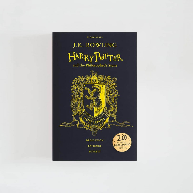 Harry Potter and the Philosopher's Stone · Hufflepuff