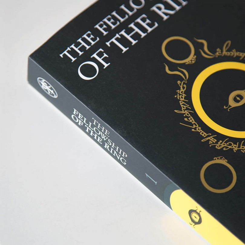 The Fellowship of the Ring · J.R.R. Tolkien (The Lord of the Rings Part 1)