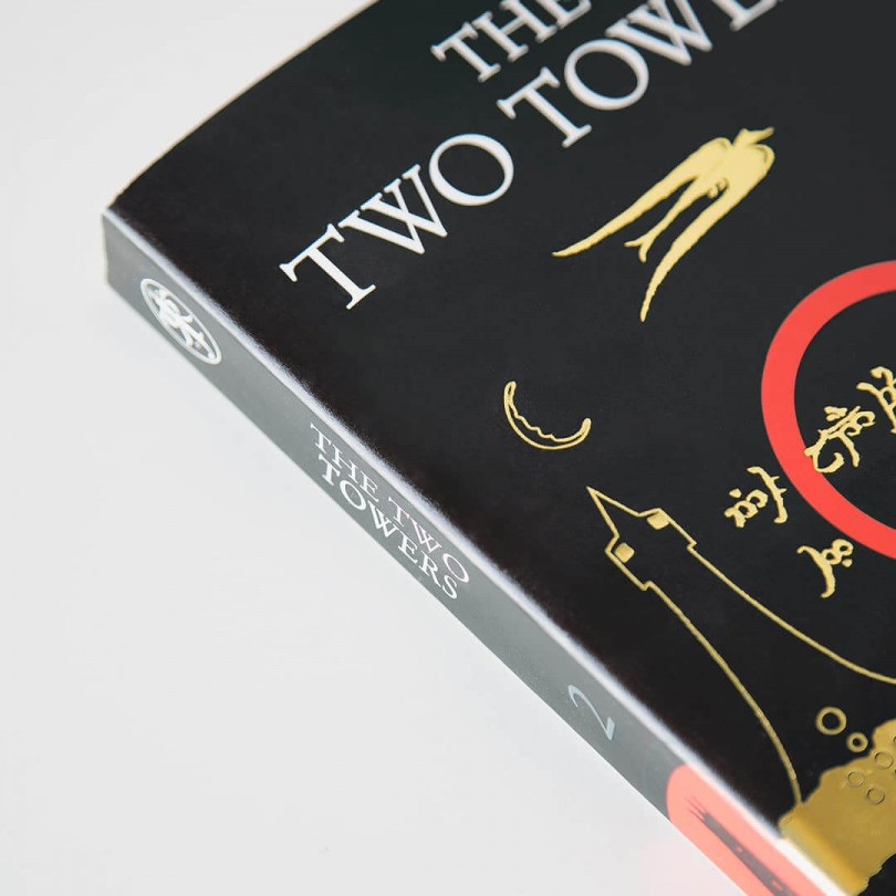 The Two Towers · J.R.R. Tolkien (The Lord of the Rings Part 2)